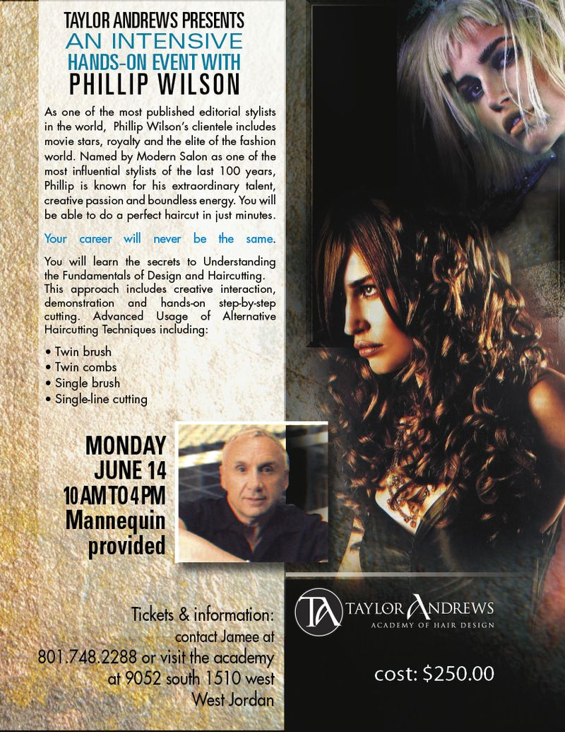 PHILLIP WILSON FLYER 10